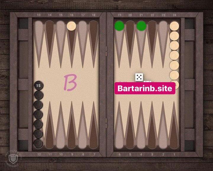 آموزش بازی تخته نرد آنلاین + سایت شرط بندی تخته نرد