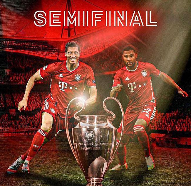 در بازی بایرن مونیخ و لیون اروپا کدام تیم برنده میشود؟ (پیش بینی فوتبالی)