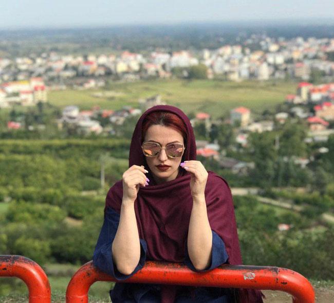 علت زندانی شدن خواهر امیر تتلو | آشنایی با نسیم مقصودلو خواهر تتلو