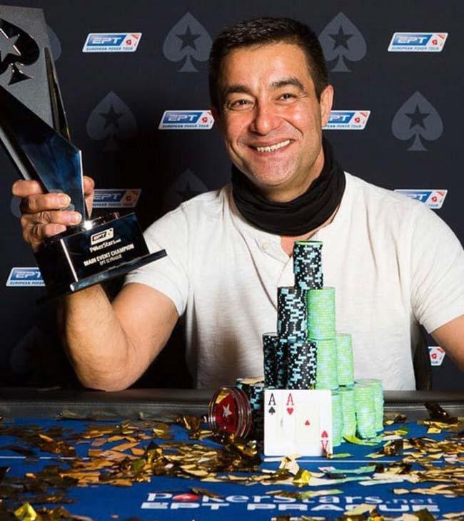 حسین انسان کیست؟ | بیوگرافی پوکر بازی ایرانی برنده جایزه 10 میلیون دلاری
