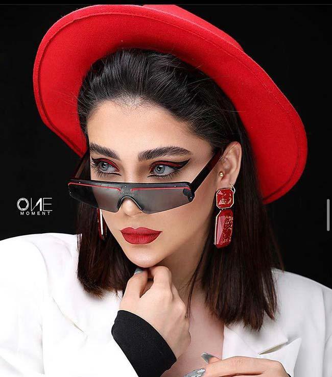 بیوگرافی آینا ماهینی مدلینگ و بازیگر خوش چهره ایرانی (+عکس)