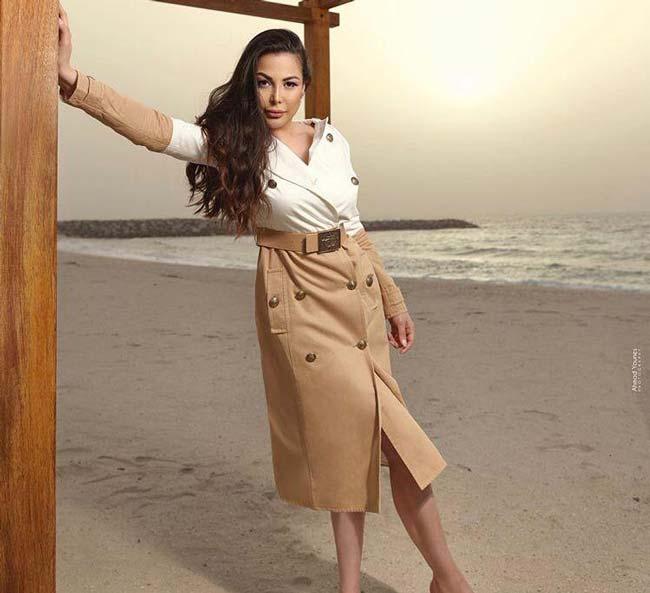 نازنین فرا کیست؟ | نگاهی به افتخارات نازنین فرا مدلینگ زیبای ایرانی