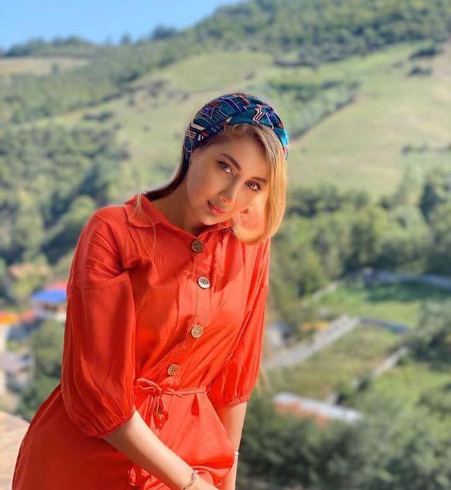 بیوگرافی پردیس فاطمی مدلینگ جذاب ایرانی (+تصاویر)
