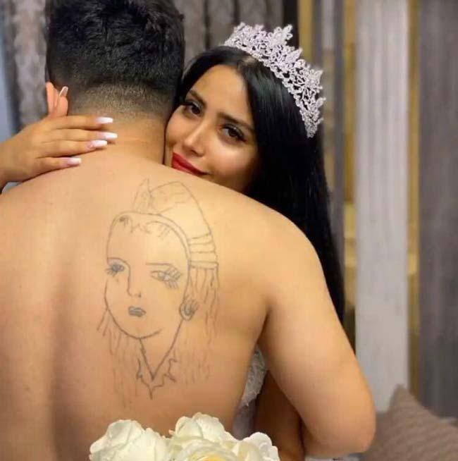 مراسم ازدواج لاکچری پدرام مختاری و نازنین همدانی پور (+عکس)