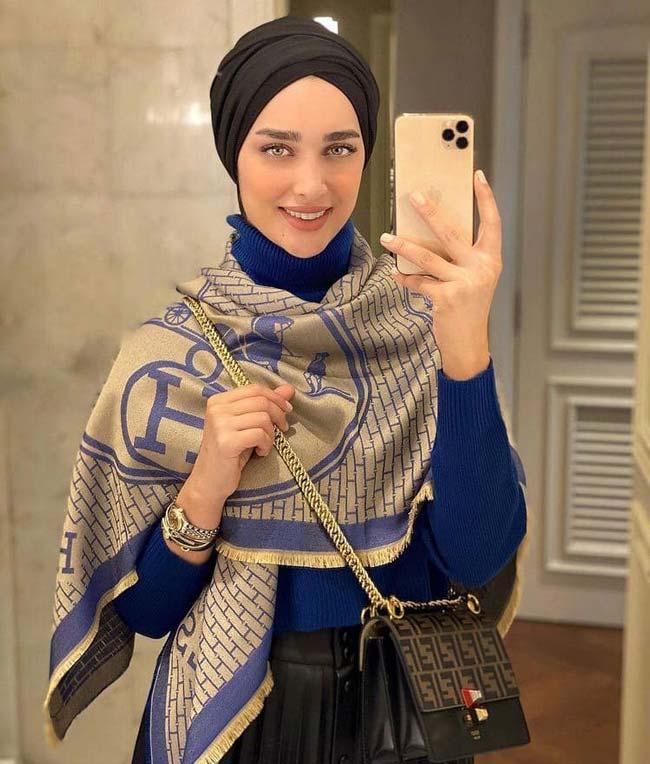 بیوگرافی آناشید حسینی و رابطه او با پویان مختاری (+عکس)