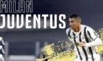 پیش بینی و نتیجه بازی یوونتوس و میلان سری آ ایتالیا