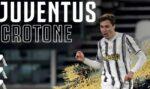 پیش بینی و نتیجه بازی یوونتوس و کروتونه سری آ ایتالیا