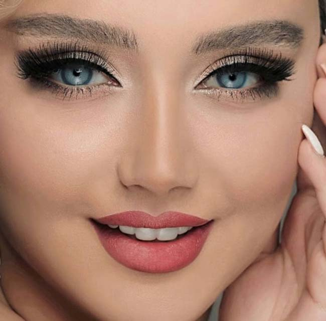 بیوگرافی شیرین محبت دختر زیبای چشم آبی ایرانی + عکس های جذاب شیرین محبت