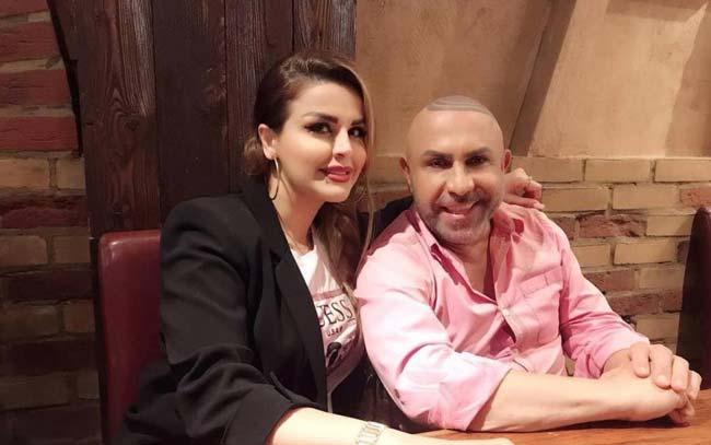 تصاویری از ازدواج محمد خردادیان با پسر تینیجر و همجنسبازی او