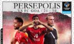 پیش بینی و فرم بازی پرسپولیس و گوا هند لیگ قهرمانان آسیا