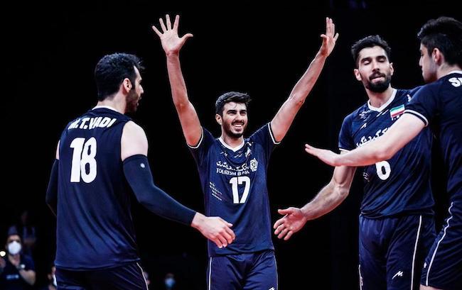 فرم شرط بندی والیبال دیدار ایران و کانادا بهمران بونوس ۱۰۰٪