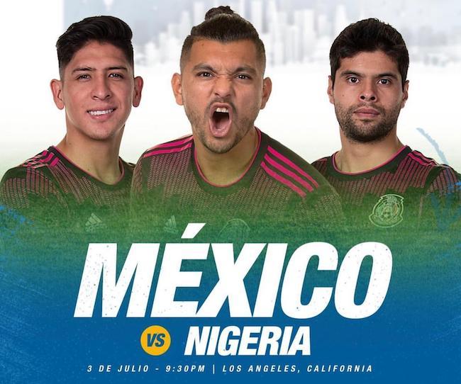 فرم شرط بندی دیدار مکزیک و نیجریه مسابقات دوستانی با بونوس ۲۰۰٪