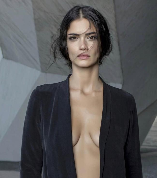 شرمینه شهریور کیست؟   بیوگرافی مدل سکسی ایران در آلمان (عکس۱۸+)