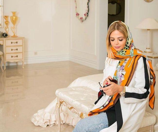 صدف صادقی و ماجرای کشف حجاب او تا حواشی در ترکیه (+عکس داغ)