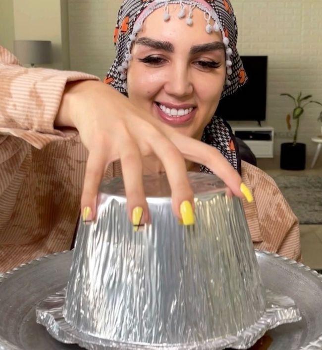 بیوگرافی مهتاب فود بلاگر زن ایرانی + میزان درآمد او از اینستاگرام و تصاویر