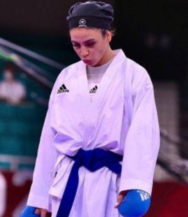 بیوگرافی سارا بهمنیار خوشگل ترین کاراته کار ایرانی در المپیک + عکس داغ